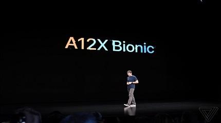 A12X处理器性能突破天际,苹果官方:以后会越来越好!