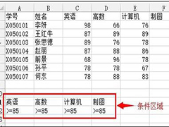 Excel2013高级筛选教程